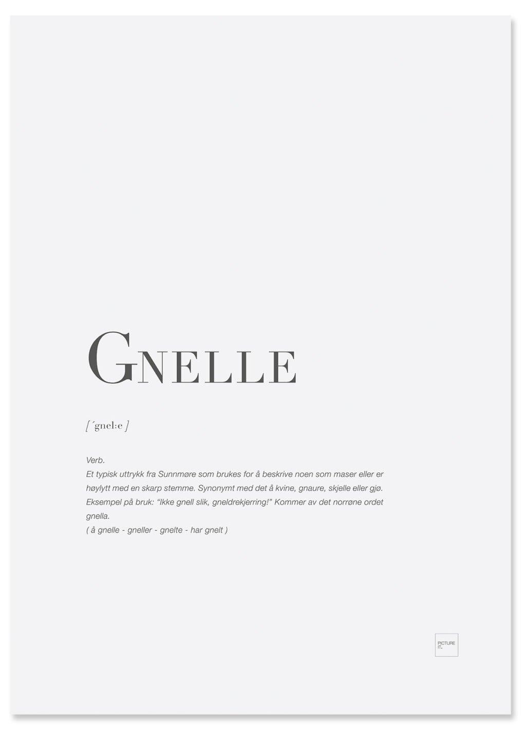 gnelle-poster