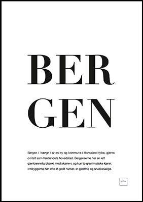 plakater norsk nettbutikk oppland