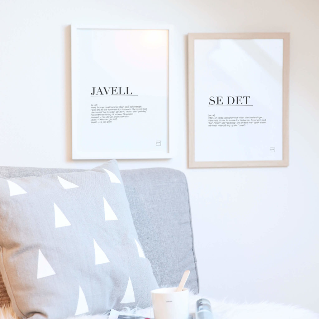 JAVELL + SE DET