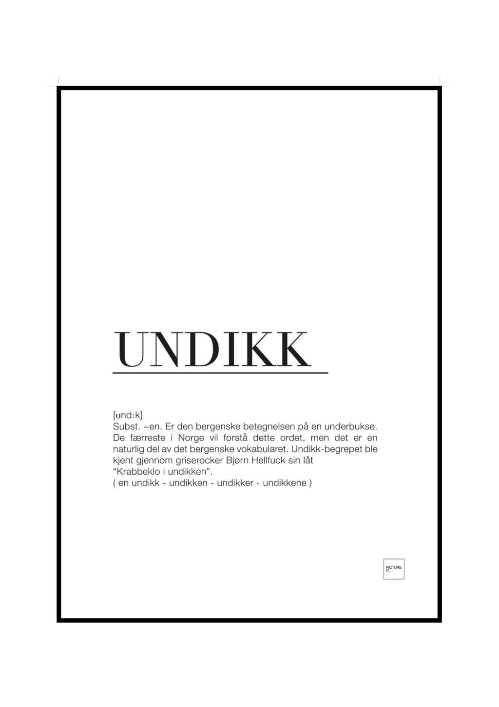 Undikk