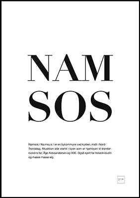 namsos poster
