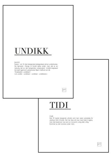 undikk + tidi