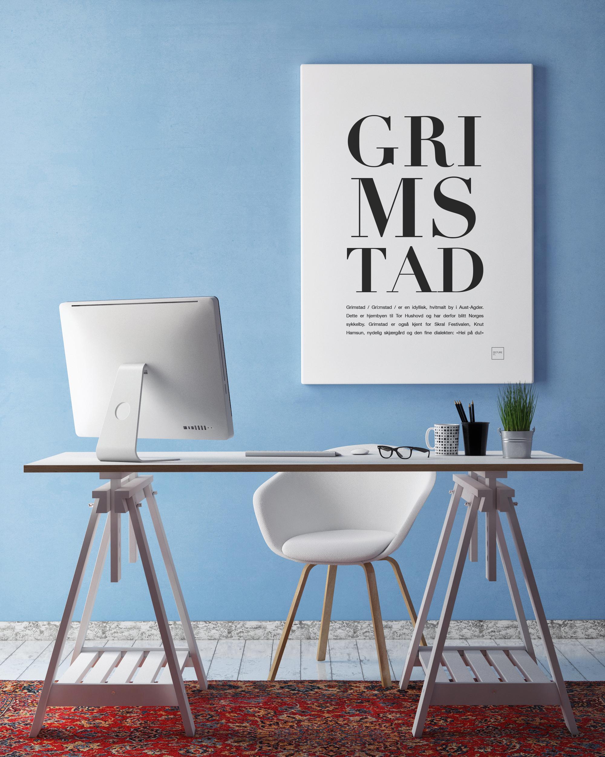 grimstad poster