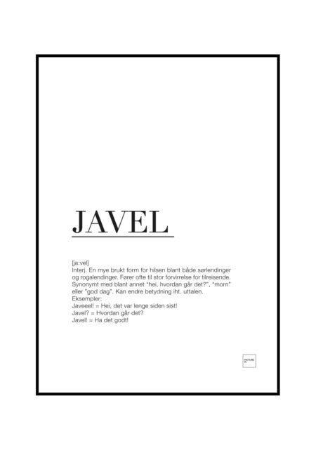 JAVEL 2.0