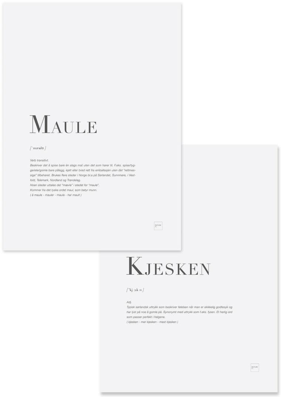 MAULE-KJESKEN-PAKKETILBUD