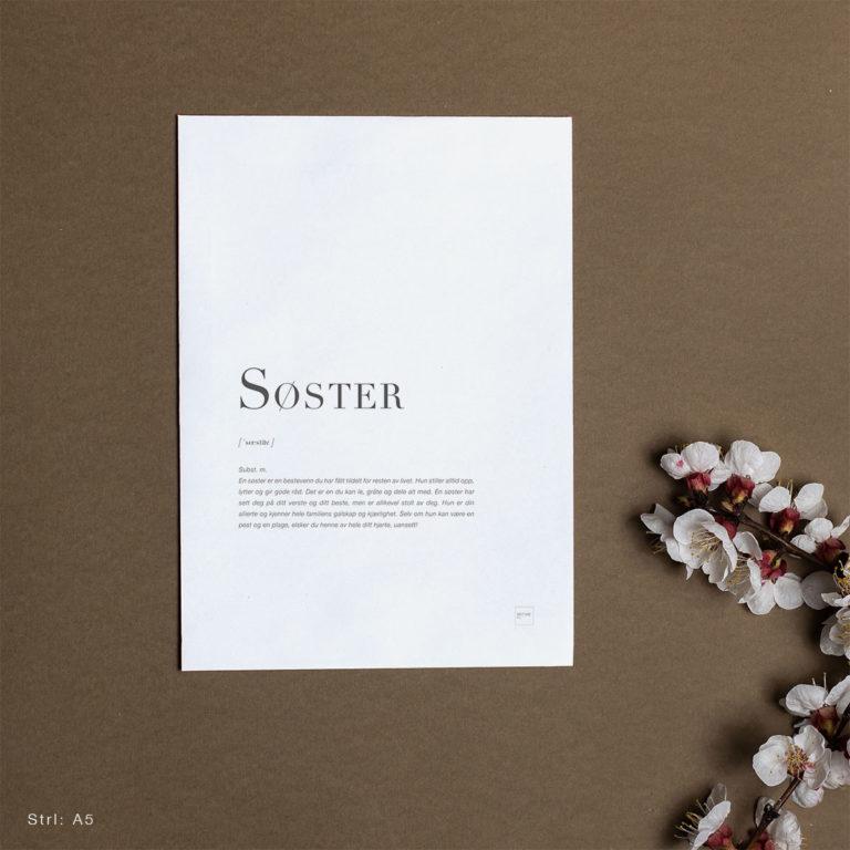 SØSTER-A5