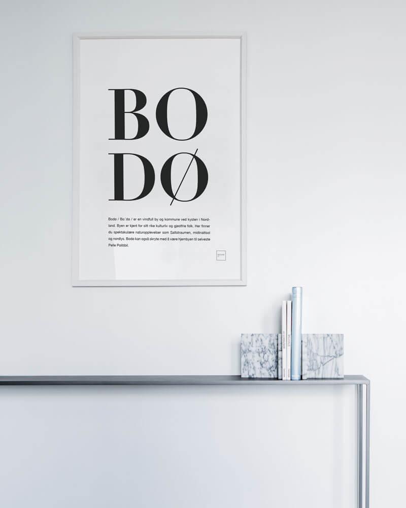 Plakat for Bodø
