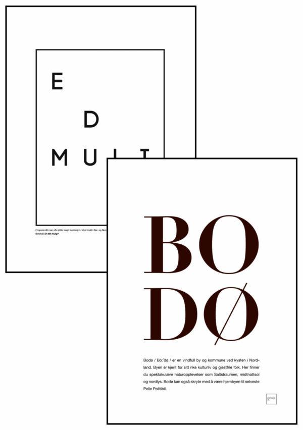 BODØ + E D MULI