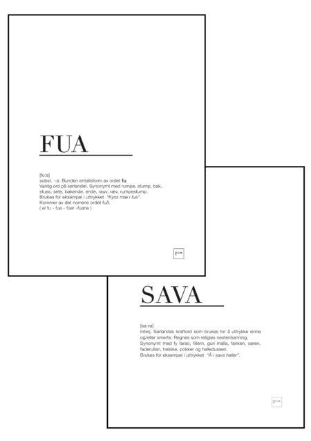 fua + sava