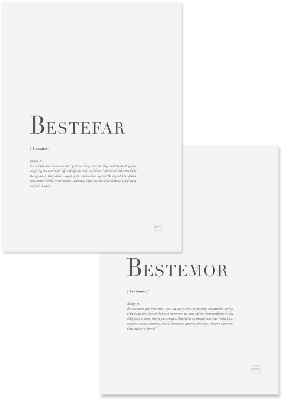 BESTEMOR+BESTEFAR