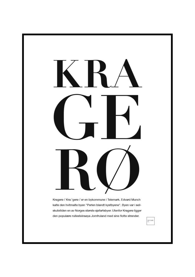 KRAGERo-poster