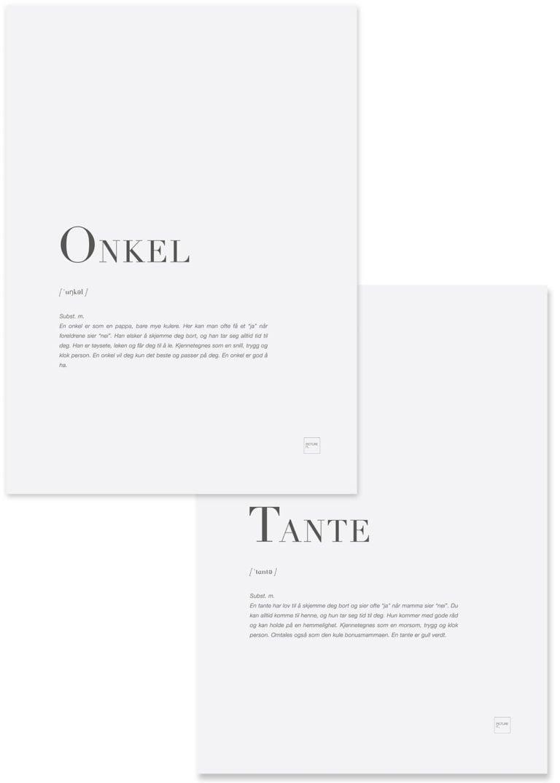 ONKEL+TANTE