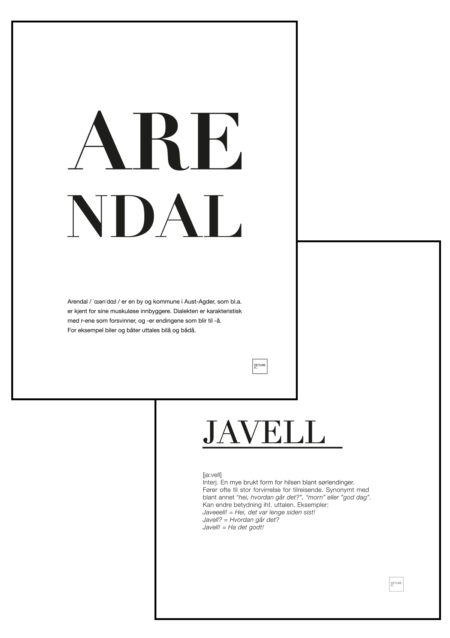 arendall + javell