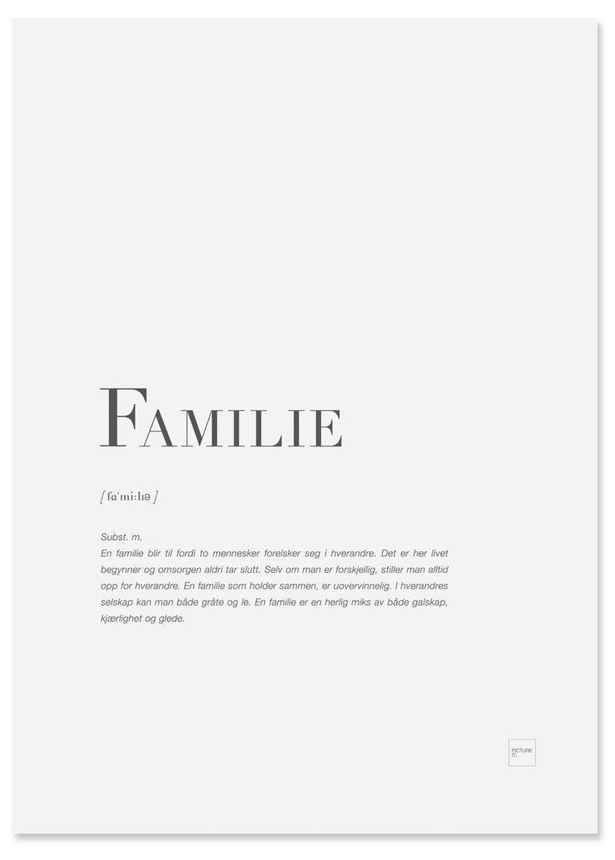 familie-beskrivelse-poster