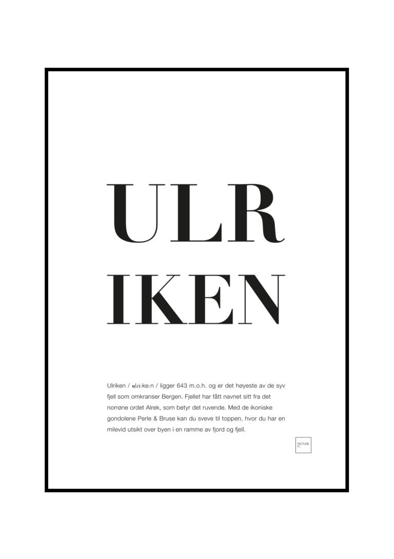 ULRIKEN-poster
