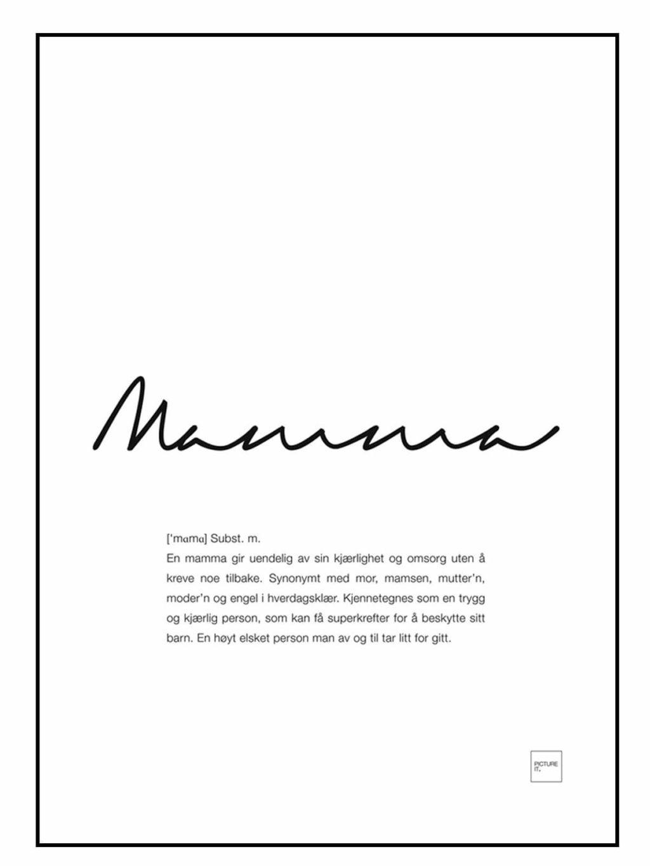 mamma 2.0 poster