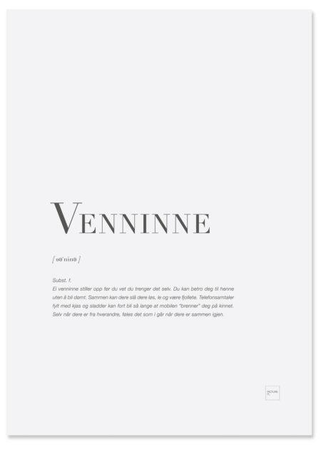 venninne-poster