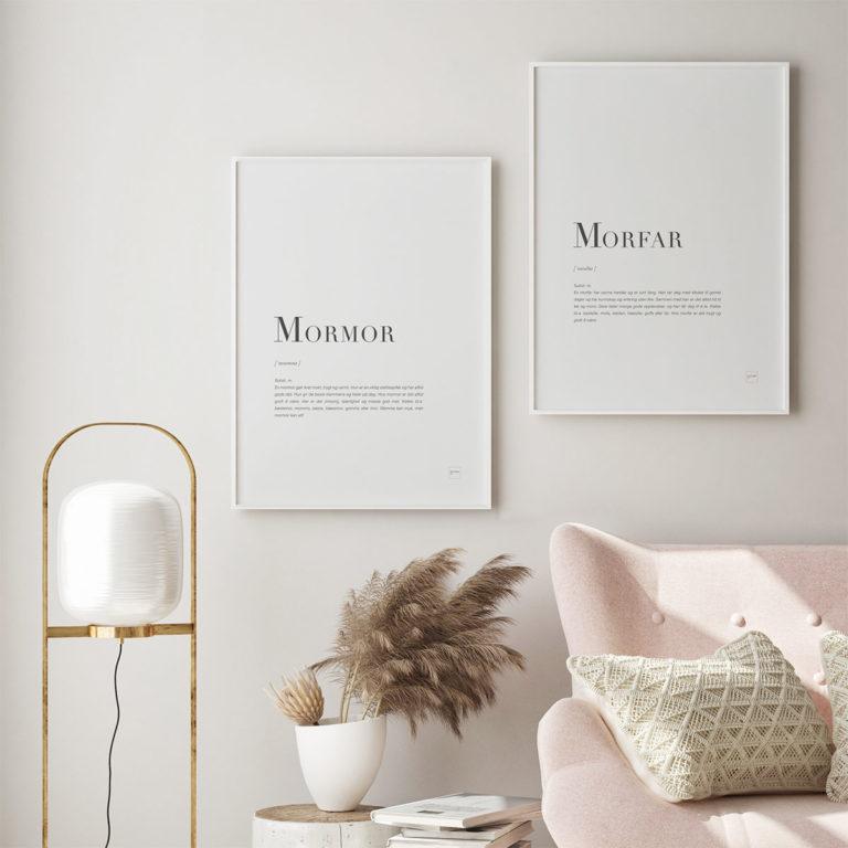 MORFAR+MORMOR-pakketilbud