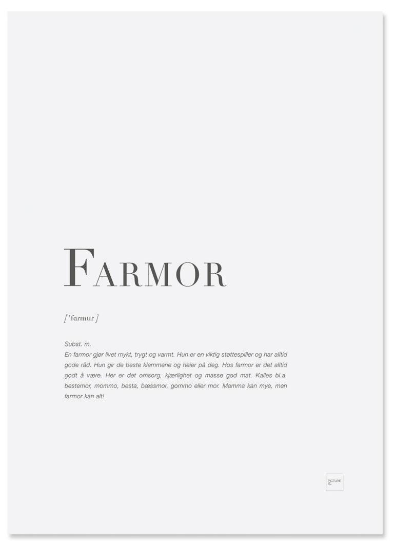 farmor-poster