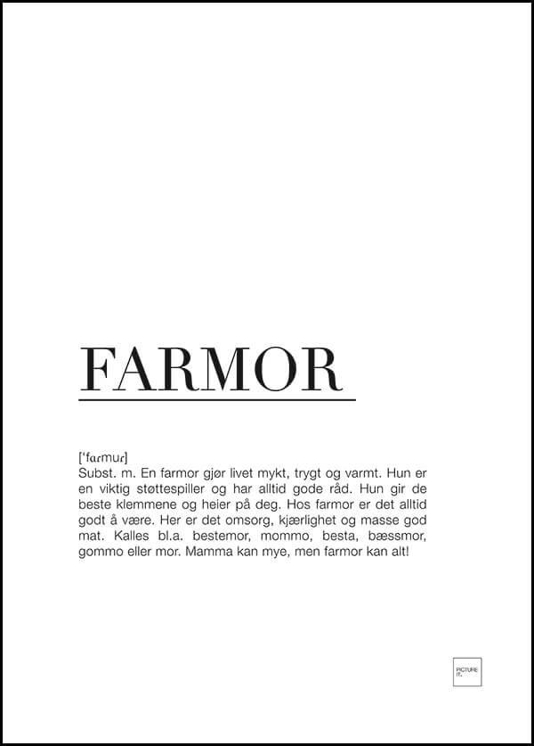 farmor poster