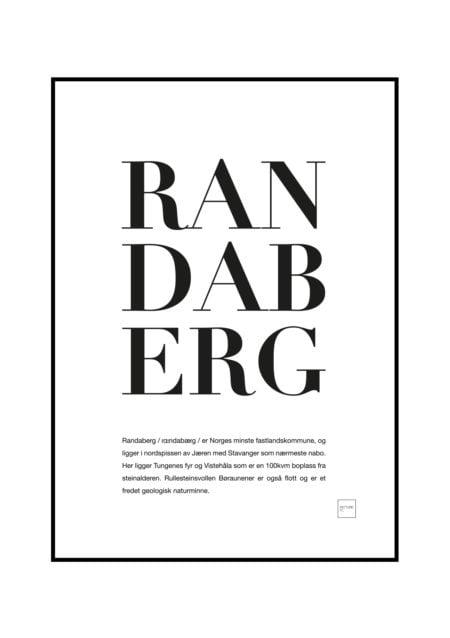 randaberg poster
