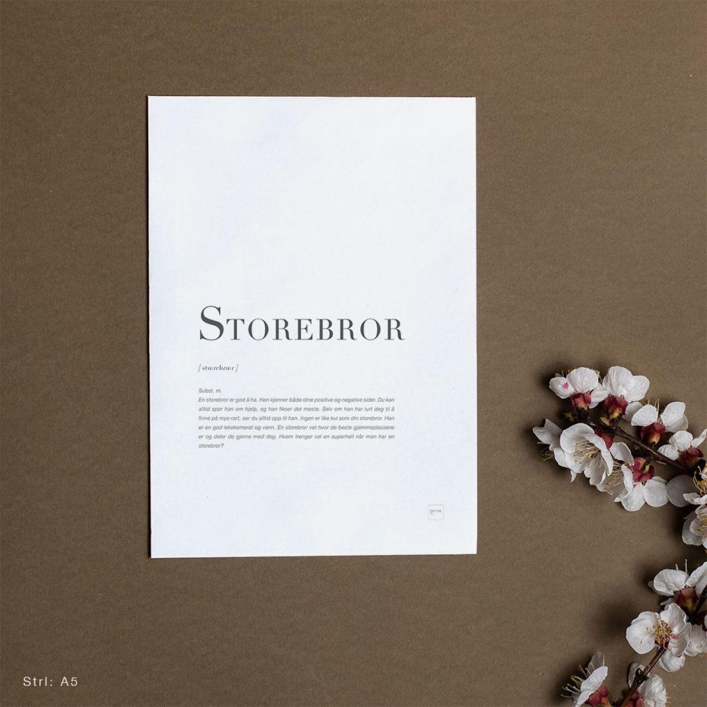 STOREBROR-A5