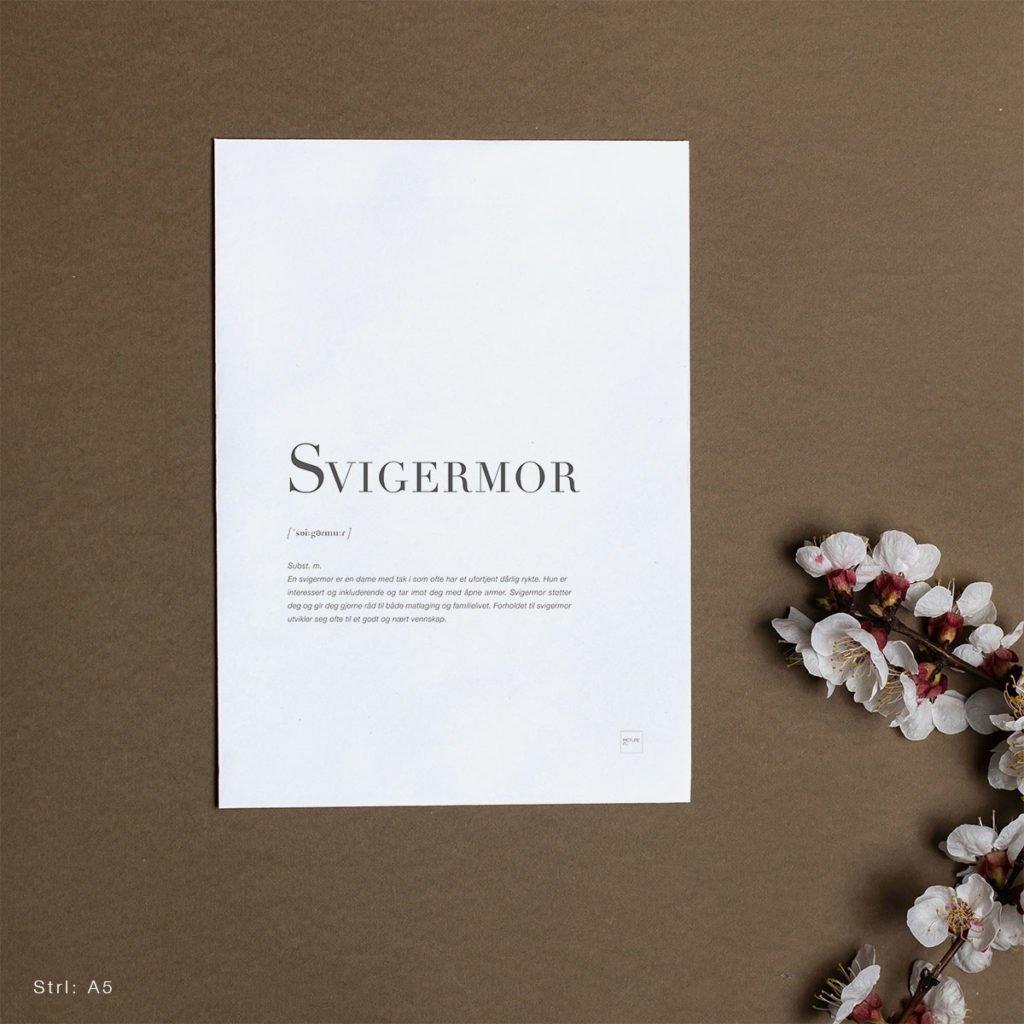 SVIGERMOR-A5