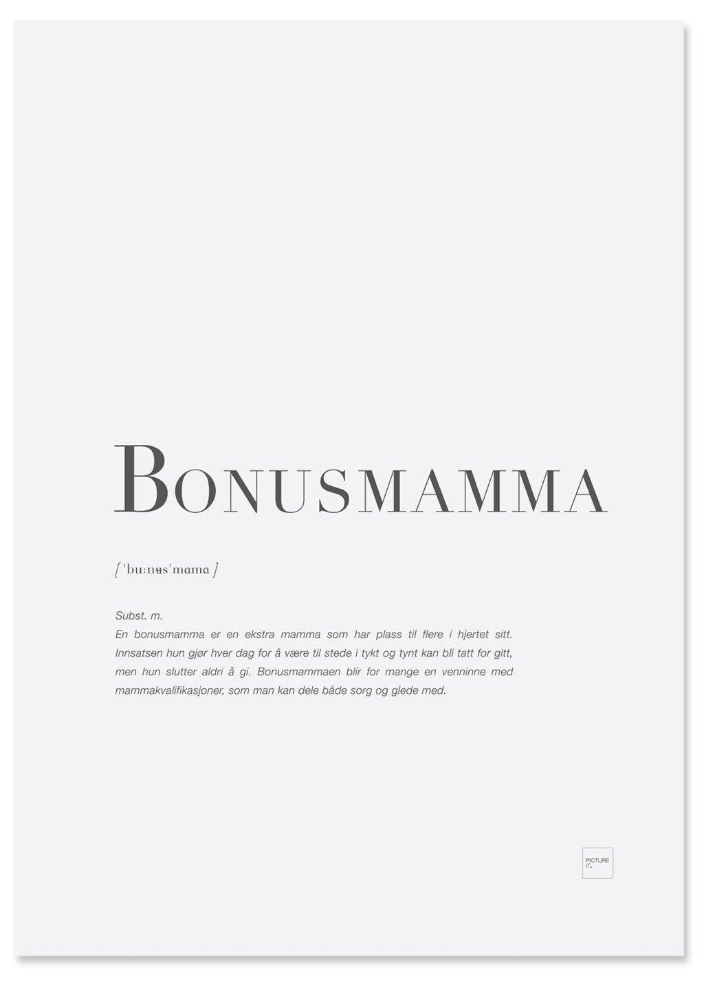 bonusmamma-poster