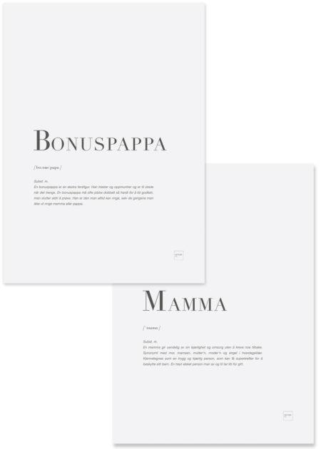 BONUSPAPPA+MAMMA