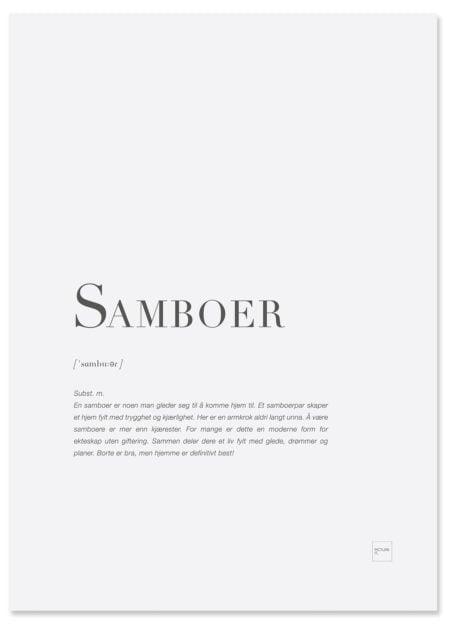 samboer-poster