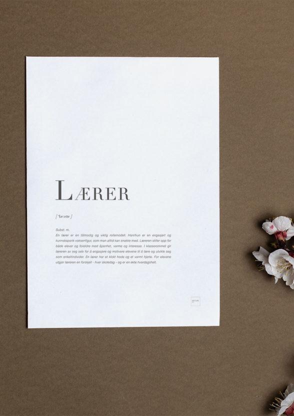 LÆRER-A5