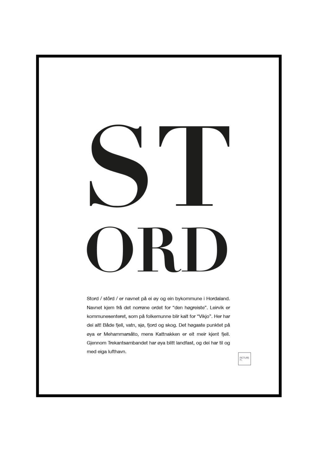 stord poster