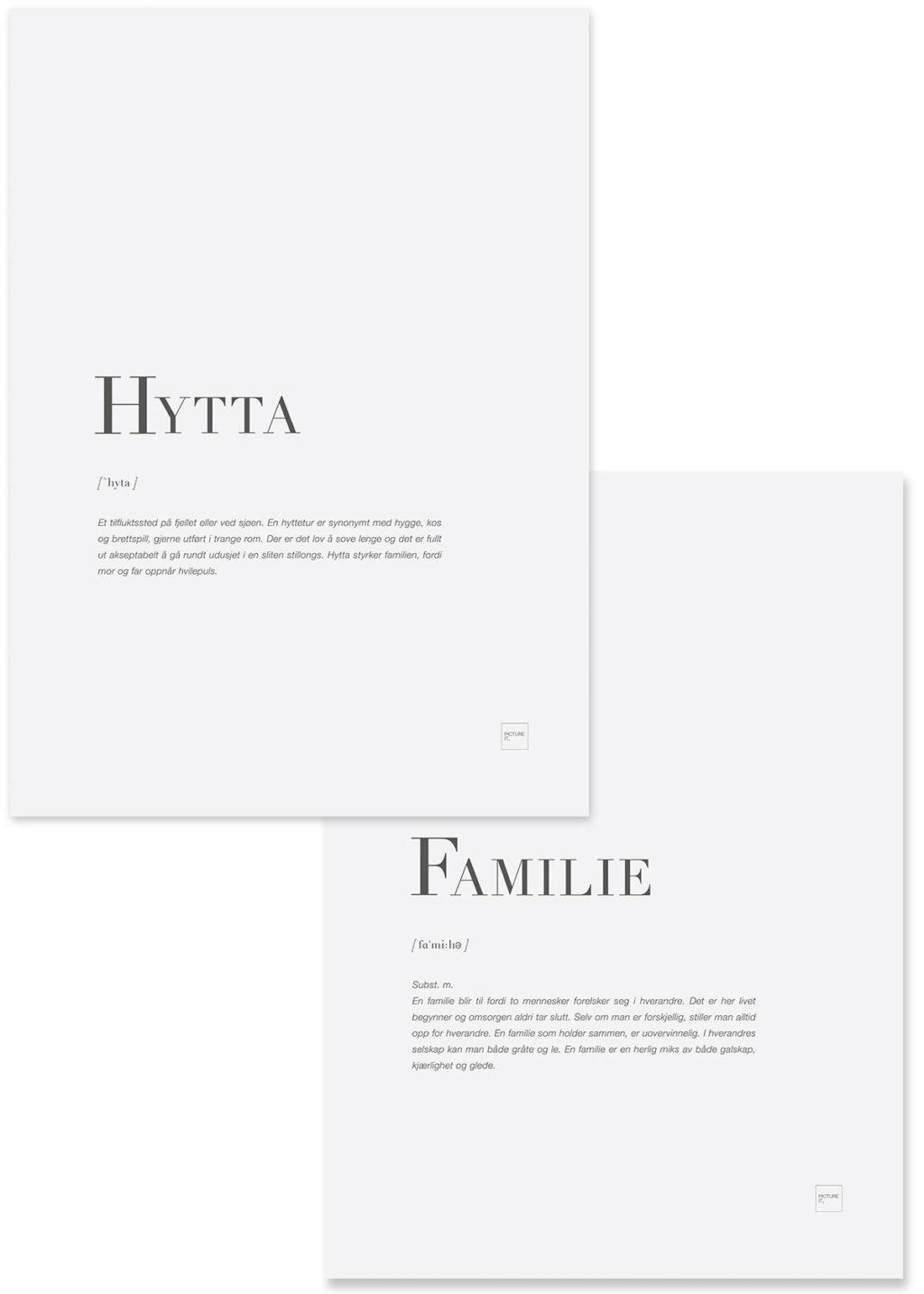 HYTTA+FAMILIE