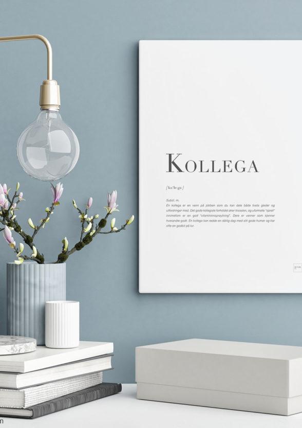 KOLLEGA-30x40cm