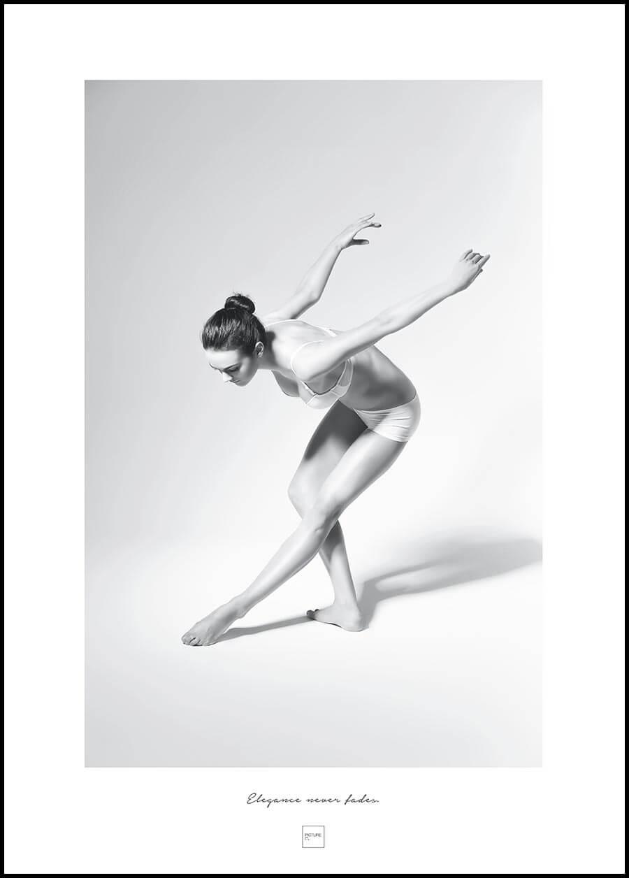 elegance never fades poster