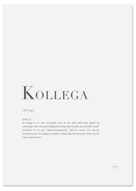 kollega-poster