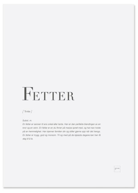 fetter-poster
