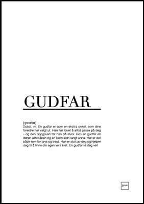GUDFAR POSTER