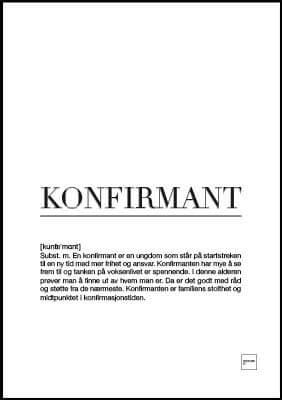 konfirmant_poster