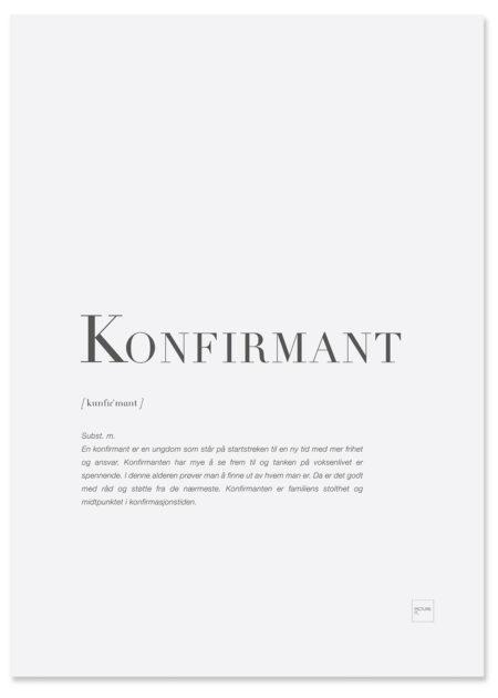 konfirmant-poster