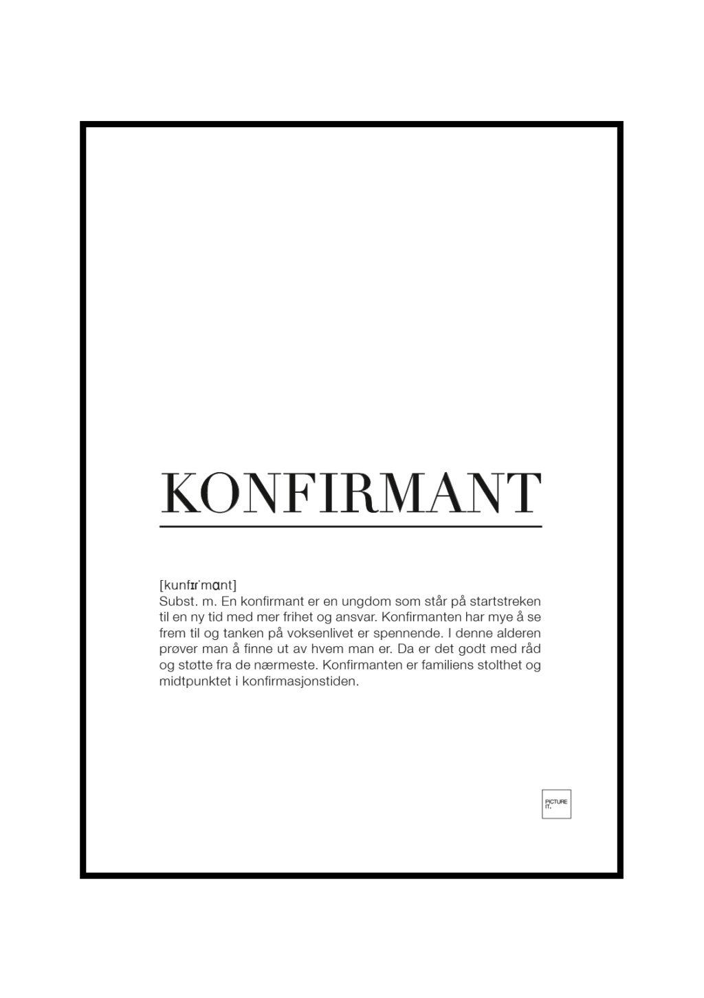 KONFIRMANT
