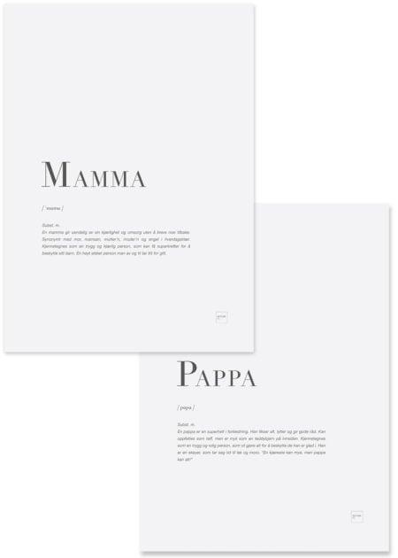 MAMMA+PAPPA