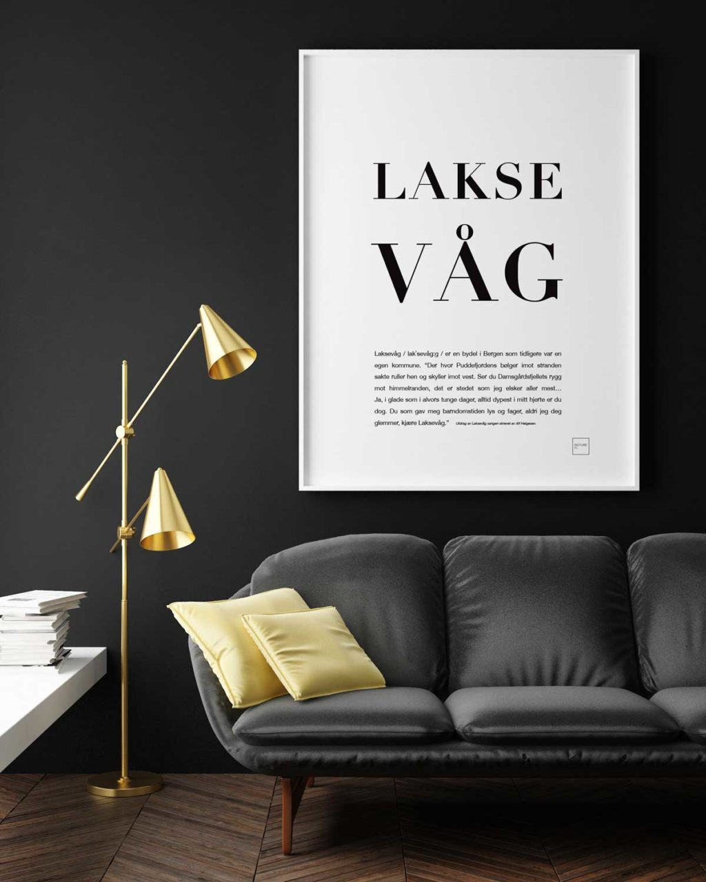 laksevåg_poster