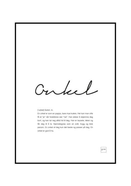 onkel 2.0 poster