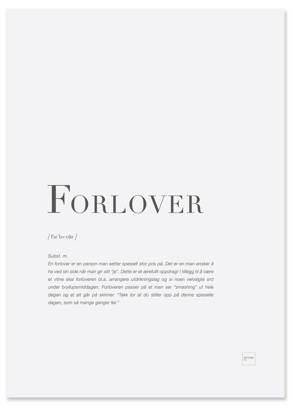 forlover-poster