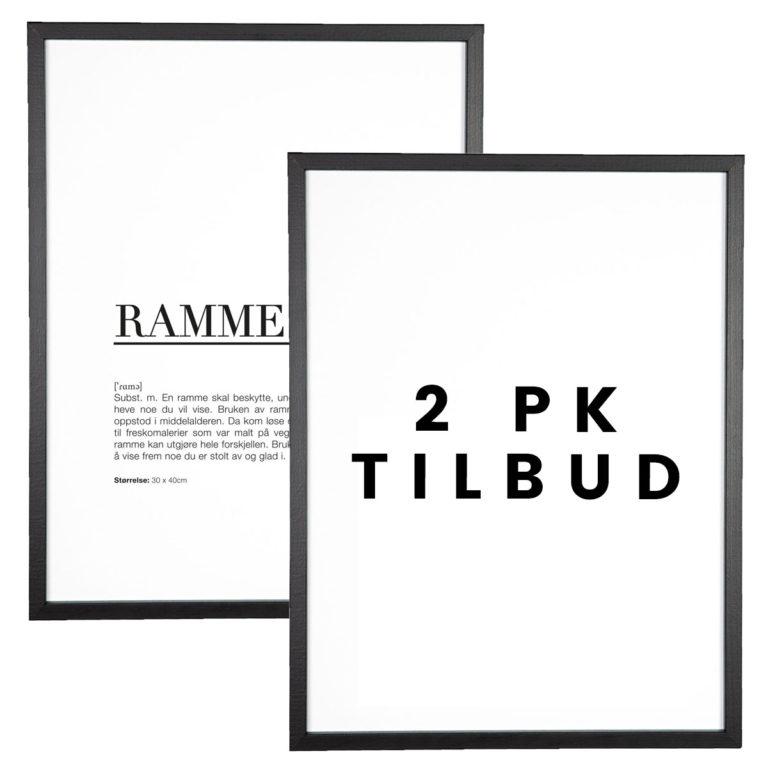 rammer-2pk-tilbud