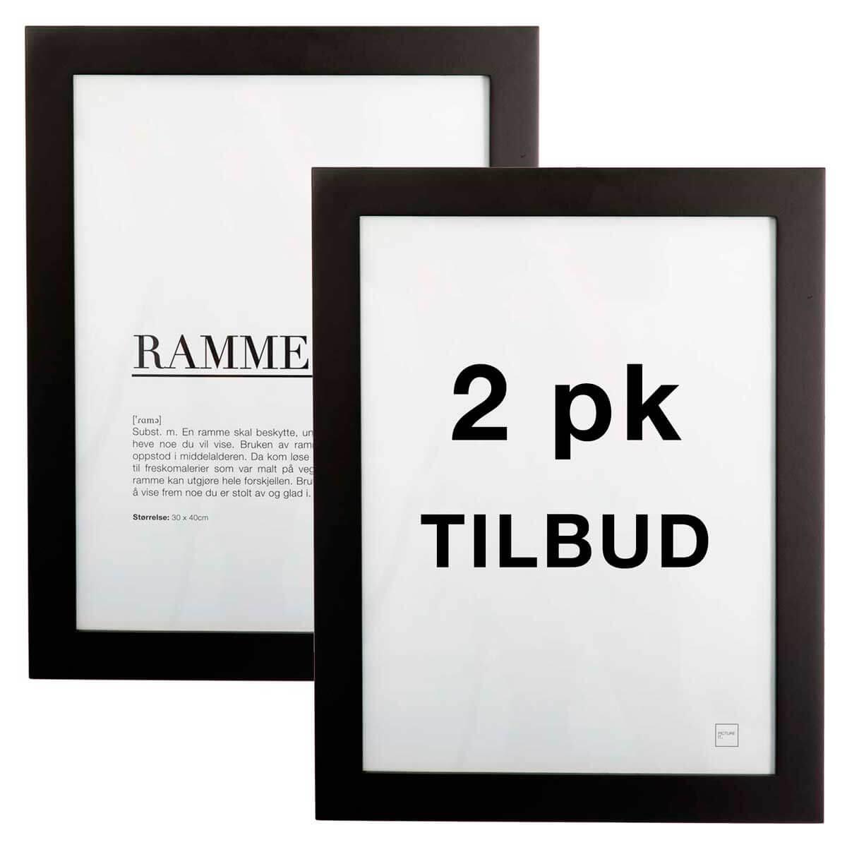 2pk rammer - TILBUD