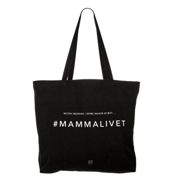 Totebag #mammalivet