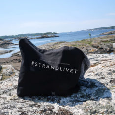 Strandbag #strandlivet