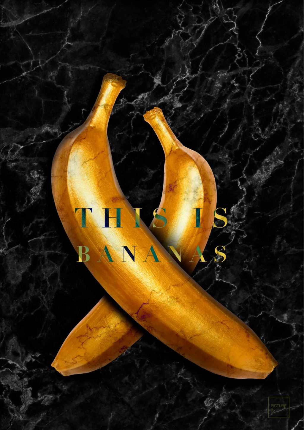 this is bananas poster